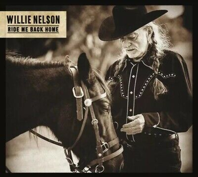 Willie Nelson - Ride Me Back Home - Brand New CD - Fast Free Shipping