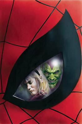 Marvels Annotated #4 (Of 4) Alex Ross Virgin Variant Cover