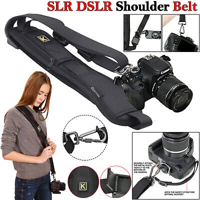 Quick Sling Camera Single Shoulder Belt Strap SLR DSLR Cameras Canon Nikon Sony