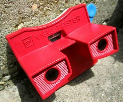 Vintage 1976 GAF Red and White View Master Bicentennial Model