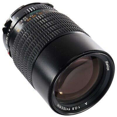 Mamiya A 150mm f2.8 for Mamiya 645 Super 645 Pro TL M645 645J 645E 1000s