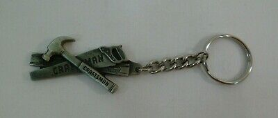 CRAFTSMAN Tool Keychain with Saw Hammer Level Fine Pewter Sears Roebuck & Comp.