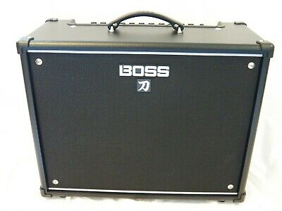 "Boss KTN-100 Katana 100-watt 1x12"" Guitar Combo Amplifier"