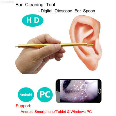 "3A7D Probe Diameter 0.22"" Earpick Camera Endoscope Mobile Phones"