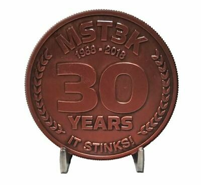 New: MYSTERY SCIENCE THEATER 3000 (MST3K) Live 2018 - 30 Year Collectible Coin