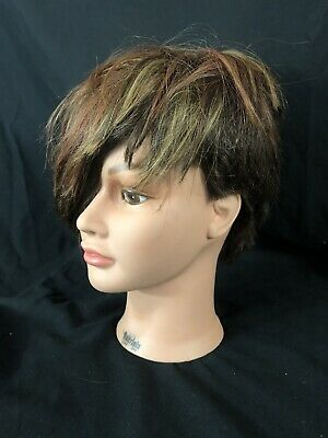 DELUXE GABRIELA Mannequin 100% Human Hair & Head Implanted Burmax Co