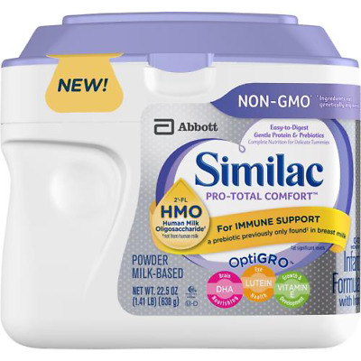 Similac Pro-Total Comfort Non-GMO with 2'-FL HMO Infant Formula