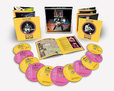 Live 1969 Elvis Presley Audio CD PREORDER 08