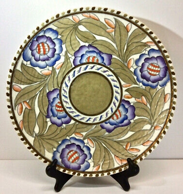 Metric Porcelain Tile Charlotte Rhead Wall Floor Kitchen Bathroom Ref 2