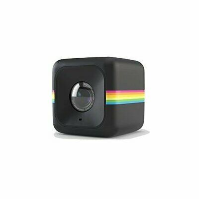 Polaroid POLC3BK Cube HD Digital Video Action Camera Black F/S w From japan