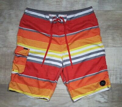 625e060569 O'Neill Board Shorts Men's Size 34 Swim Surf Skate Casual Trunks Oneill