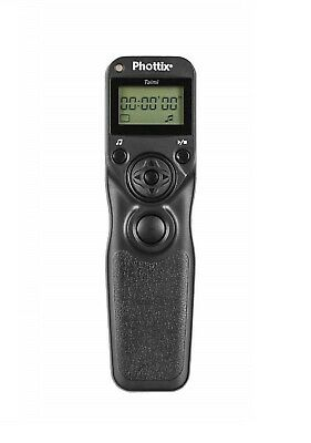 Phottix Taimi Timer Remote (all cables Included)