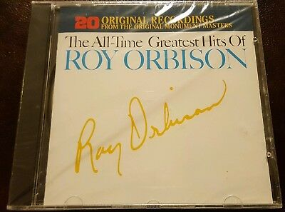 The All-Time Greatest Hits of Roy Orbison CD SEALED