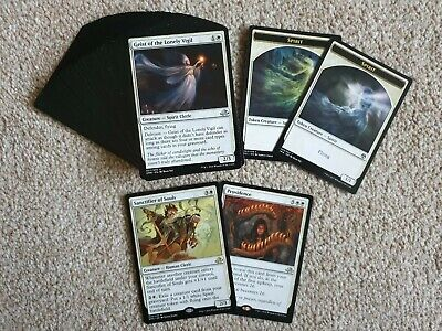 White Spirit 60 Card Deck • inc. Tokens • MTG Magic the Gathering