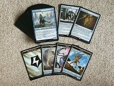Blue Vedalken 60 Card Deck • inc. Rare • MTG Magic the Gathering