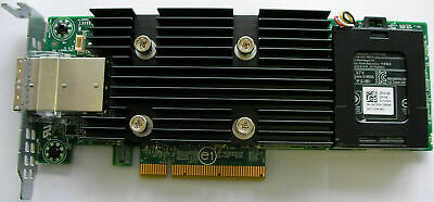 DELL Perc H830 Adapter with 2GB Cache & Battery NR5PC 12Gbps SAS Raid Controller