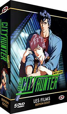City Hunter Nicky Larson - Intégrale Films & OAVs - Edition Gold 5 DVD + Livret