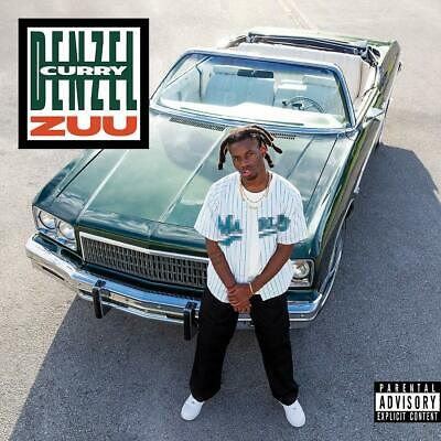 ZUU Explicit Lyrics Denzel Curry Audio CD PREORDER 08
