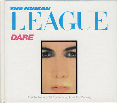The Human League - Dare/Love And Dancing (21st Anniversary Edition)...