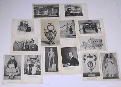 Lot of (14) Vintage Museum of the City of New York Souvenir Postcards Unposted