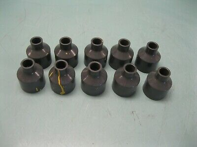 """Lot (10) 1-1/2"""" x 1/2"""" Spears 829-209 PVC Reducing Coupling NEW G2 (2461)"""