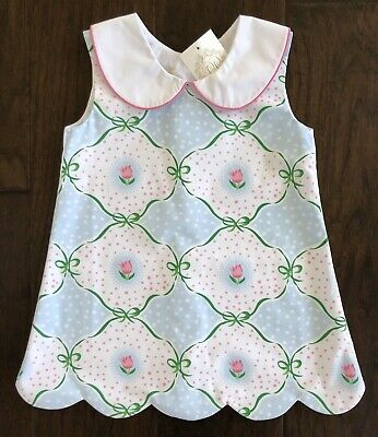 d1f232b6b8 NWT The Beaufort Bonnet Company Luanne Lunch Dress Pashley Manor Size 5