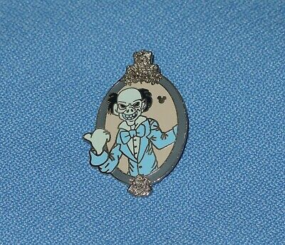 Disney Ezra Hidden Mickey Trading Pin Hitch hiking Ghost Haunted Mansion 2007