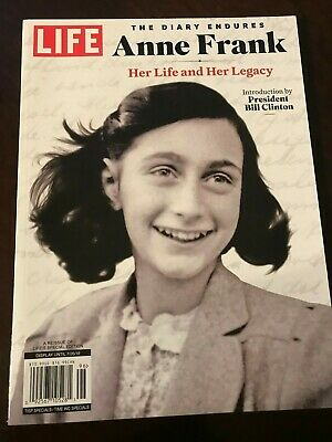 LIFE Special 2019, Anne Frank, Her Life and Her Legacy