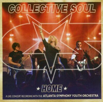 Collective Soul (Enhanced With V... - Collective Soul (Enhanced With ... CD W2LN
