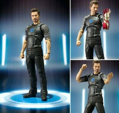 6 Inch Iron man Avengers Tony Stark Spider-Man:Homecoming Action Figure Toy