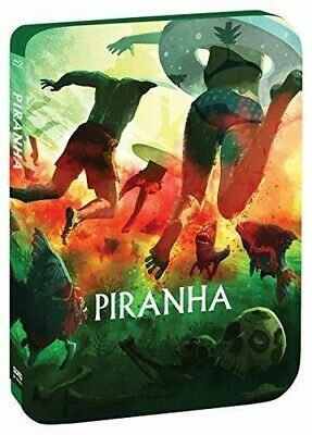 Piranha [New Blu-ray] Ltd Ed, Steelbook, Widescreen