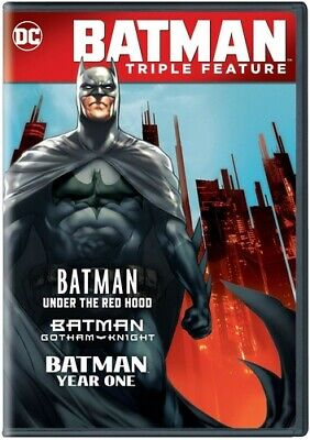 Batman: Year One (Triple Feature) [New DVD] Eco Amaray Case, Repackaged