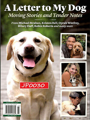 SPC Special 2019, A Letter To My Dog, Moving Stories And Tender Notes,New/Sealed