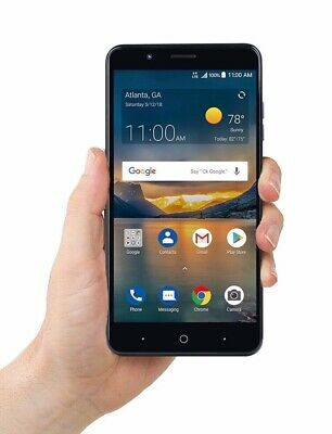"""ZTE Blade X2 Max 6400 6"""" Inch Screen Unlocked 16MP Camera GSM Android Oreo"""