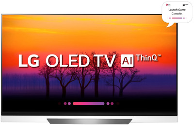"LG 65"" Smart OLED TV (E8) OLED65E8PTA"
