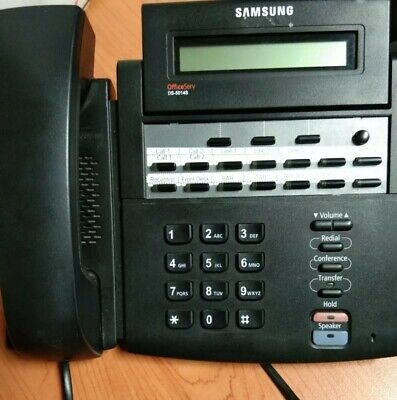 Samsung OfficeServ DS-5014S 2 Lines Corded Phones