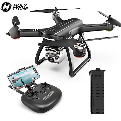 Holy Stone HS700D RC Drone with 2K HD Camera WIFI GPS FPV Brushless Quadcopter