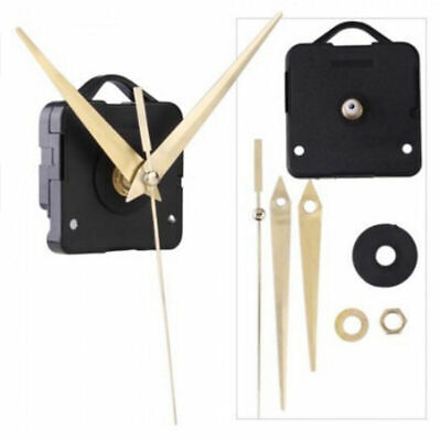Quartz Wall Clock Movement Mechanism DIY Repair Part Hands Long Set Spindle C8M6