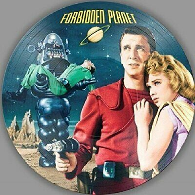 ORIGINAL SOUNDTRACK-Forbidden Planet (Picture Disc) VINYL NEW