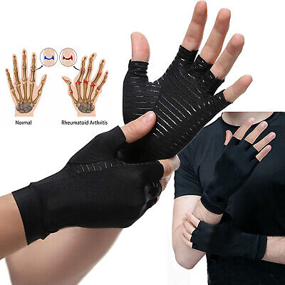 CFR Medical Arthritis Gloves Soft Compression Hand Therapy Support Sore Finger