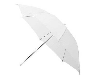 "33"" 83cm Studio Photography Translucent White Diffuser Umbrella Camera Speedlite"