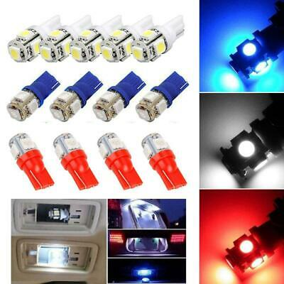2x Mazda CX-5 KE GH Bright Xenon White 3SMD LED Canbus Number Plate Light Bulbs