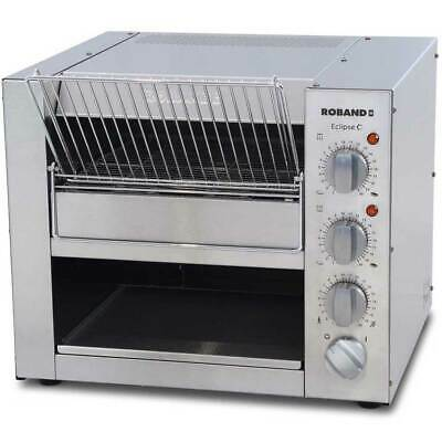 Roband Eclipse Commercial 2300W 10A Commercial Bun & Snack Toaster ET310