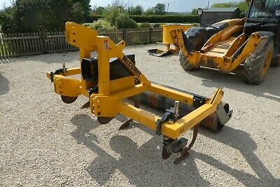 Mcconnel Sh25 Shakerator 2.5 Metre With Discs And Rear Roller 2014 Fits Tractor