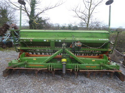 Amazone Ad402 Power Harrow Drill 4 Metre Fits Your Tractor