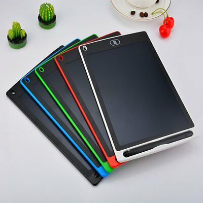 """8.5"""" LCD Writing Tablet Drawing Pad for Boogie Board Jot Style eWriter Stylus Vn"""