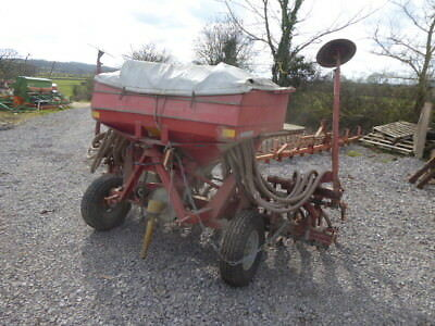 Accord Dl 3 Metre Air Drill 3 Point Linkage With Box And Pto Fits Your Tractor
