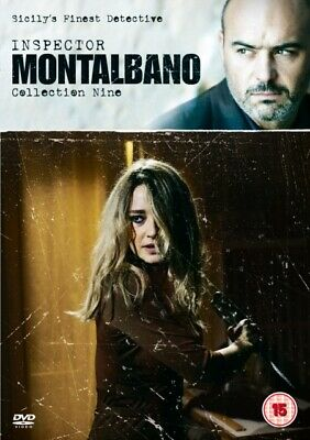 Inspector Montalbano: Collection Nine *NEW* DVD