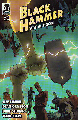 Black Hammer: Age of Doom Nr. 11 (2019), Variant Cover Rivera, Neuware, new