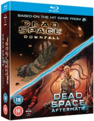 Dead Space: Downfall/Aftermath Blu-ray NEW